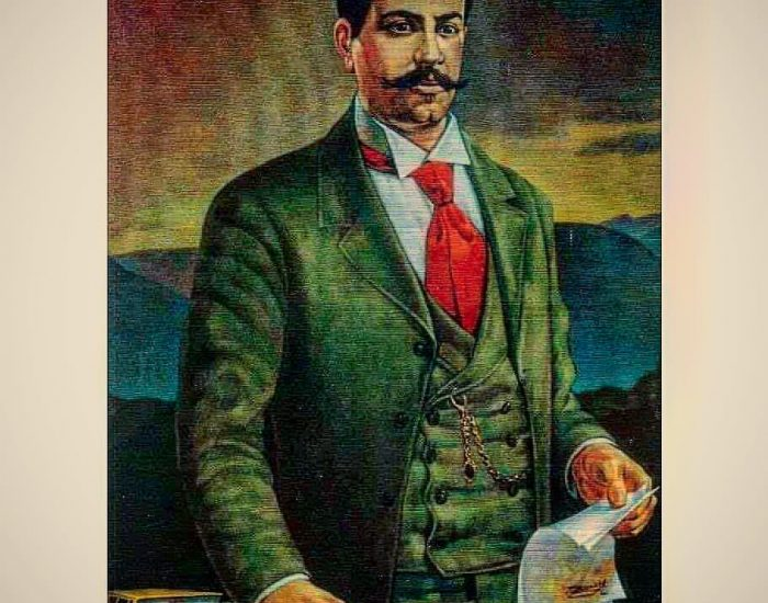 Gеorgia-Gotse Delchev, Macedonian liberation leader, ONE, OF THE GREATEST!